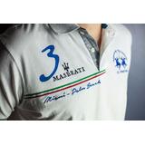Polo La Martina Maserati M