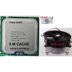 Processador Intel 775 Core 2 Quad Q6600 2.40ghz + Cooler