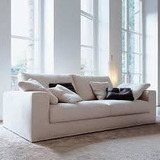 Sillones Sofa Chenille Reforzados - Fabrica - Muebles Oasis