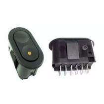 Botao Interruptor Vidro Eletrico Corsa 94 A 02 6 Pinos