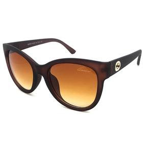 Oculos De Sol Feminino Gg8036 Gucci Degradê