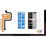 Protector Pantalla Vidrio Templado Huawei Y5 Ii 2 Nuevo 100%
