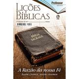 Revista Escola Bíblica Dominical - 3º Tri / 2017 - Capa Dura