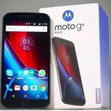 Motorola Moto G4 Plus 64gb Envio Gratis 4g De Ram Caja Libre