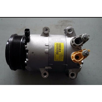 Compressor New Fiesta 1.6 16v 2013 À 2015 Original