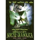 Dvd Cuentos De La Cripta Noche Diabolica Nuevo Cerrado Sm