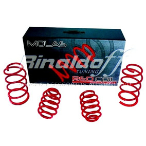 Molas Red Coil Civic 2001 A 2006 Manual Red Coil Rc 400