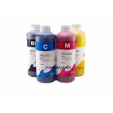 4 Litros De Tinta Inktec Para Epson Durabrite Pigmentada