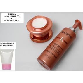 Fração Kerastase Shampoo Lig E Máscara Curl Ideal Discipline