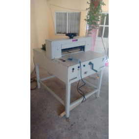 Maquina Guillotina Para Imprenta U Oficina Digital
