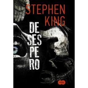 Desespero, King, Stephen Literatura Internacional - Terror E
