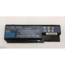 Bateria Notebook Acer As07b52 Original - 11.1v 4400mah