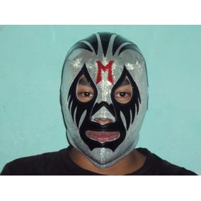 Mascara De Luchador Mil Mascaras Profesional Lame Lucha Libr