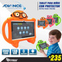 Tablet Niños Quad Core Advance Kids Con Protector Antigolpe
