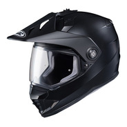 Casco Hjc Ds-x1 Negro Mate Sólido Dot