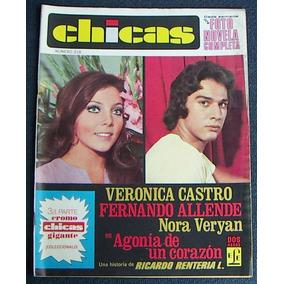 Fotonovela, Veronica Castro Y Fernando Allende