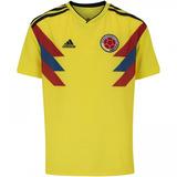 Camiseta Selección Colombia Mundial Rusia 2018 Confecionadas