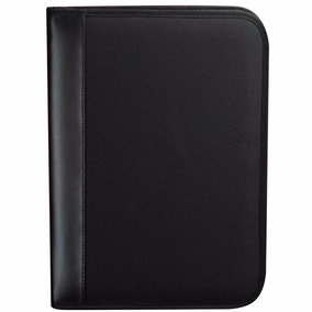 Carpeta Ejecutiva / Portafolio / Porta Documentos Lona Negro