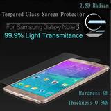 Vidrio Templado Protector De Pantalla Para Samsung Nota 3...