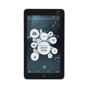 Tablet Dl X-quad Pro Wifi Branco Tx325 Tela 7 Com Garantia