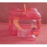 Jaula Para Hamster De Plástico