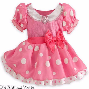 Vestido Minnie Mouse Original Disney 18-24 Meses