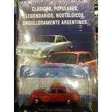 Auto Coleccionable Ford Falcon 1962 Rojo - Nortoys