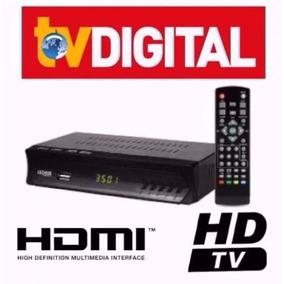 Conversor Tv Digital Função Gravador Promoção
