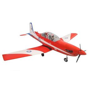 Avião Phoenix Pc9 Pilatus 75-91/15cc - Arf Ph143 Aeromodelo