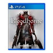 Novo: Jogo Bloodborne - Ps4
