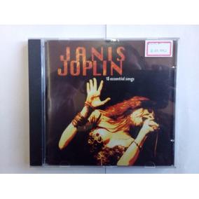 Cd Janis Joplin 18 Essential Songs