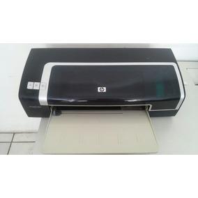 Impressora Hp Deskjet 9800 Impressão Em A3 E A4 Usada