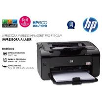 Impressora Laser Hp P1109w 110v Wireless Wi Fi Subst P1102w