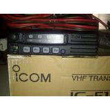 Radio Trasmisor Icom Ic-f121s Vhf