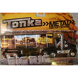 Juguete Tonka Metal Fundido A Troquel Gran Plataforma W9
