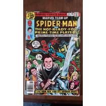 Gibi Antigo Marvel Homem Aranha 1974 - Original Americano