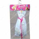 Disfraz Barbie Novia I Can Be Puedo Ser Vestido Blanco
