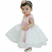Vestido De Bebe,nena Para Fiesta