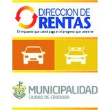 Deuda Patente Multa Rentas,municipalidad,caminera Cordoba $