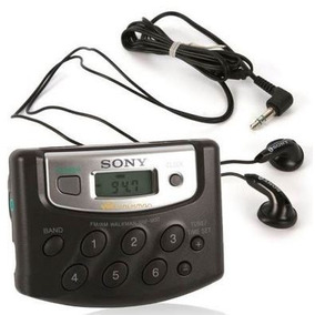 Walkman Sony Am/fm Digital Srf-m37 - A Pronta Entrega