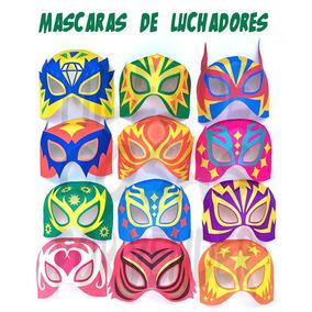 Mascara Antifaz De Luchadores Lucha Libre