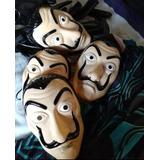 Mascara Dali (la Casa De Papel // Netflix)