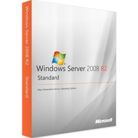 Licença Windows Server 2008 R2 Standard Esd - Nota Fiscal