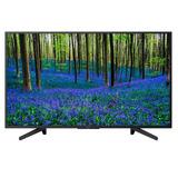Smart Tv 4k 55 Sony Kd-55x725f