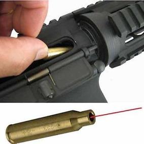 Caza 223 Rem Laser Bore Mira Punto Rojo Cartucho Bore