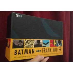 Batman-box Grandes Autores De Batman: Frank Miller