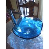 Lavamanos De Vidrio