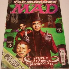 3 Revistas Mad México. Editorial Mina