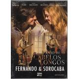 Dvd Tso Fernando E Sorocaba Anjo De Cabelos Longos (lacrado)