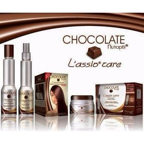 Kit Chocolate Nutrapel Alaciado Permanente Y Mantencion Liso